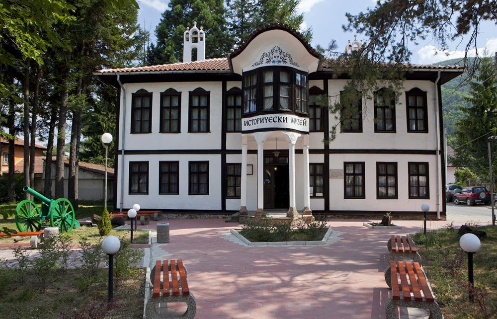 Исторически музей - гр. Етрополе