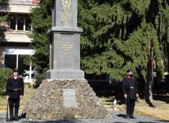 ОБЩИНА ЕТРОПОЛЕ ОТБЕЛЯЗА 112 ГОДИНИ ОТ НЕЗАВИСИМА БЪЛГАРИЯ