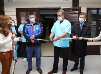 Модерен здравен пункт с 24-часово обслужване бе открит в Рудодобивния комплекс, гр. Етрополе