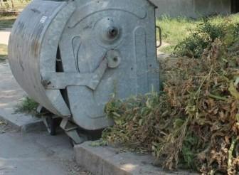 Община Етрополе организира извозване на битови и градински отпадъци