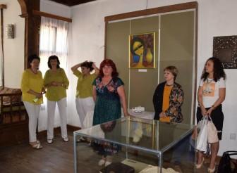 """Частен музей """"Арете"""" гостува на Исторически музей - гр.Етрополе с изложбата """"Жената"""""""