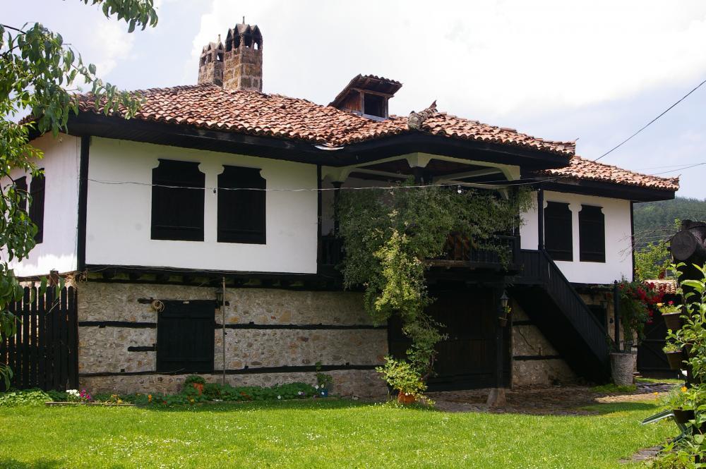 Арнаудова къща